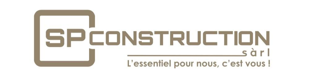 Entreprise de construction -SP Construction Sàrl